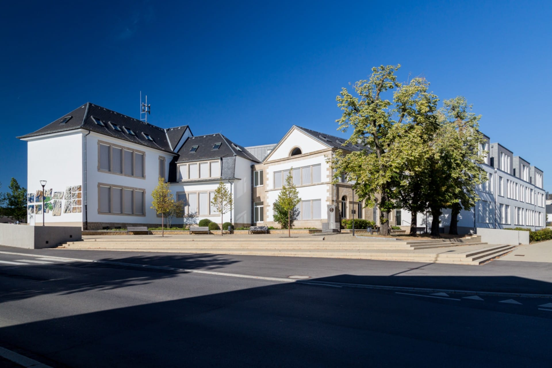 Lycée Bascharage